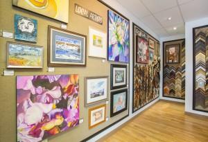 Artist Wall